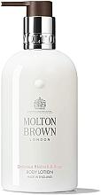 Kup Molton Brown Delicious Rhubarb & Rose Body Lotion - Perfumowany balsam nawilżający do ciała
