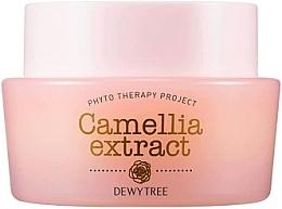 Kup Krem do twarzy z masłem shea i olejem makadamia - Dewytree Phyto Therapy Camellia Extract Cream