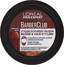 Kup Krem do stylizacji zarostu - L'Oreal Paris Men Expert Barber Club