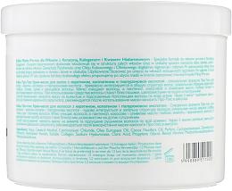 Maska do włosów Keratyna, kolagen i kwas hialuronowy - Kallos Cosmetics Hair Pro-Tox — фото N4