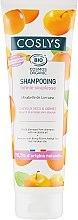 Kup Szampon do włosów suchych i zniszczonych z olejem mirabelkowym - Coslys Shampoo For Dry And Damaged Hair With Oil Mirabelle