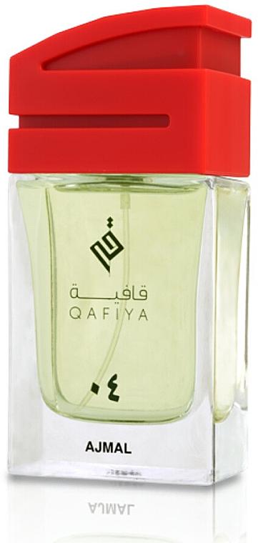 PRZECENA! Ajmal Qafiya 4 - Woda perfumowana * — фото N2
