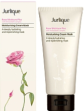 Kup Głęboko nawilżająca maska kremowa do twarzy - Jurlique Rose Moisture Plus Moisturising Cream Mask