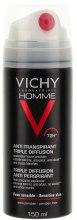 Kup Antyperspirant w sprayu dla mężczyzn - Vichy Homme Anti-Transpirant Triple Diffusion