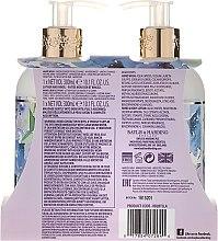 Zestaw do pielęgnacji ciała - Baylis & Harding Royal Bouquet Lilac & English Lavender (b/lot 300 ml + soap 300 ml) — фото N3