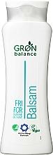 Kup Bezzapachowa odżywka do włosów - Gron Balance