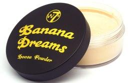 Kup Sypki puder do twarzy - W7 Banana Dreams Loose Powder