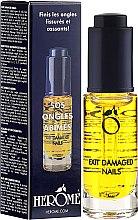 Kup Olejek do pielęgnacji paznokci - Herôme Exit Damaged Nails