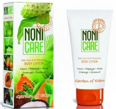 Kup Ujędrniający krem do ciała z filtrem UV - Nonicare Garden Of Eden Body Lotion