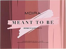 Kup Paleta do makijażu - Moira Meant To Be Eye & Face Palette