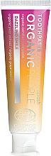 Kup Pasta do zębów Wybielanie wrażliwych zębów - Organic People Champagne Splash Toothpaste