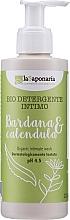 Kup Żel do higieny intymnej z łopianem i nagietkiem - La Saponaria Burdock & Calendula Intimate Wash