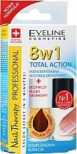 Kup Skoncentrowana odżywka do paznokci 8 w 1 - Eveline Cosmetics Nail Therapy
