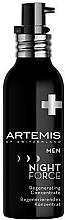 Kup Koncentrat rewitalizujący - Artemis of Switzerland Men Night Force Regenerating Concentrate