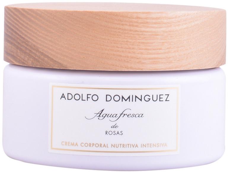 Adolfo Dominguez Agua Fresca De Rosas - Perfumowany krem do ciała — фото N1
