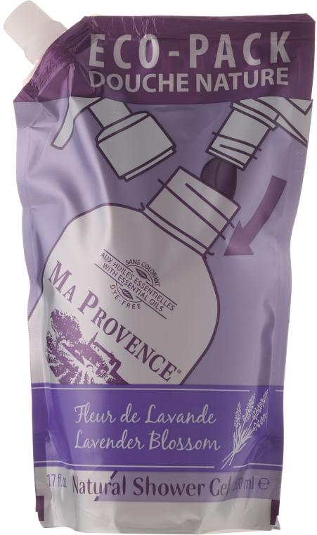 Żel pod prysznic Lawenda - Ma Provence Lavender Blossom Natural Shower Gel (uzupełnienie) — фото N1