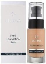 Kup Podkład do twarzy - Clarena Fluid Foundation Satin