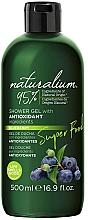 Kup Antyoksydacyjny żel pod prysznic Jagoda - Naturalium Shower Gel With Antioxidant