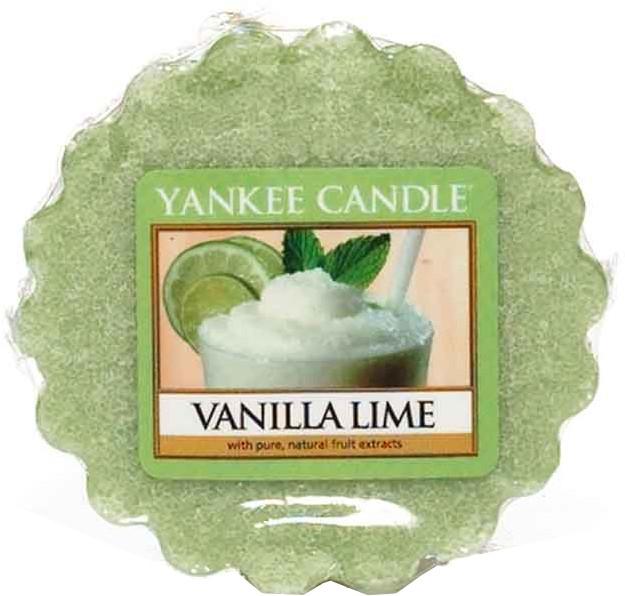 Wosk zapachowy - Yankee Candle Vanilla Lime Tarts Wax Melts