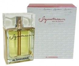 Kup Al Haramain Signature - Woda perfumowana