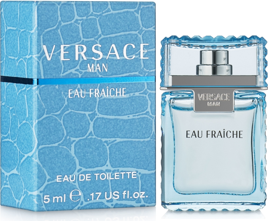Versace Man Eau Fraîche - Woda toaletowa (mini)
