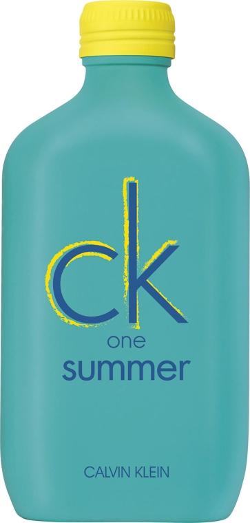 Calvin Klein CK One Summer 2020 - Woda toaletowa