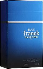 Kup Franck Olivier Franck Blue - Woda toaletowa