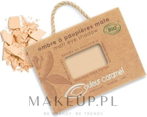 Cień do powiek - Couleur Caramel Eye Shadow — фото 011 - Rosy Beige