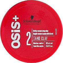 Kup Teksturyzująca glinka do włosów - Schwarzkopf Professional Osis+ Texture Sand Clay