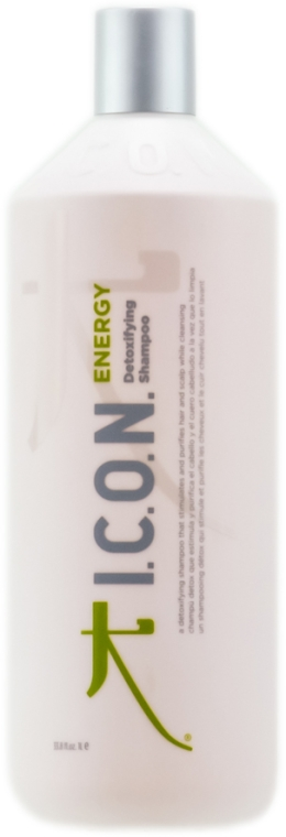 Szampon regenerujący - I.C.O.N. Care Energy Shampoo — фото N2
