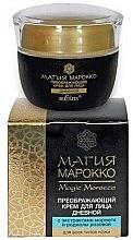 Kup Pielęgnujący krem do twarzy na dzień z ekstraktami z moringi i różeńca górskiego - Bielita Magic Marocco Day Cream