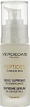 Kup Zagęszczające serum do twarzy - Verdeoasi Supreme Serum Re-Densifying