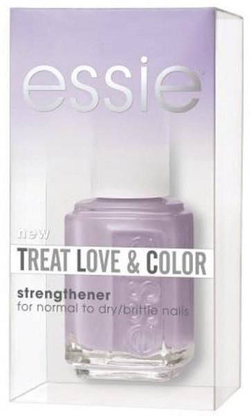Delikatny preparat wzmacniający paznokcie - Essie Treat Love & Color Strengthener — фото N1