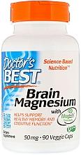 Kup Suplement diety wspomagający prace mózgu z magnezem - Doctor's Best Brain Magnesium