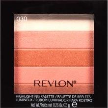 Kup Rozświetlający róż do policzków - Revlon Highlighting Palette