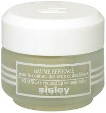 Kup Pielęgnujący balsam do okolic oczu i ust - Sisley Botanical Eye And Lip Contour Balm