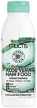 Kup Nawilżająca odżywka do włosów, Aloes - Garnier Fructis Aloe Vera Hair Food Conditioner