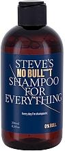 Kup Szampon dla mężczyzn - Steve´s No Bull***t Shampoo for Everything