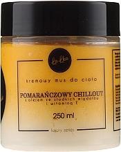 Kup Kremowy mus do ciała Pomarańczowy chillout - Lalka