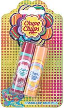 Kup Zestaw balsamów do ust - Chupa Chups Lip Balm (lip/balm/4gx2)