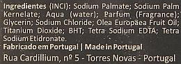 Naturalne mydło w kostce - Essencias De Portugal Living Portugal Clerigos Red Fruits — фото N4