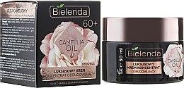 Kup Luksusowy krem-koncentrat odbudowujący 60+ na dzień i noc - Bielenda Camellia Oil