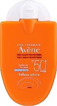 Kup Krem przeciwsłoneczny do twarzy SPF 50+ - Avène Solaires Cream Reflexe