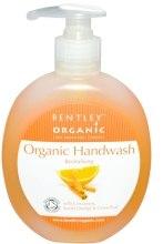 Kup Odżywcze mydło w płynie Cynamon, słodka pomarańcza i goździki - Bentley Organic Body Care Revitalising Handwash