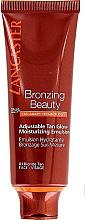Kup PRZECENA! Brązująca emulsja do twarzy - Lancaster Bronzing Beauty Moisturizing Emulsion *