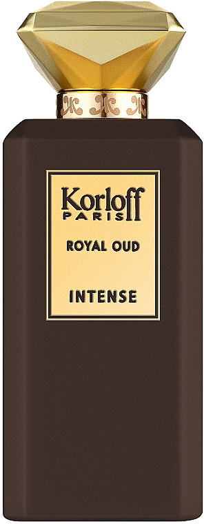 Korloff Paris Royal Oud Intense - Perfumy