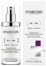 Kup Serum przeciw trądzikowi S.O.S - Symbiosis London Targeted S.O.S Blemish Clearing Treatment