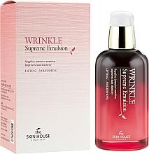 Kup Liftingująca emulsja odżywcza do twarzy - The Skin House Wrinkle Supreme Emulsion