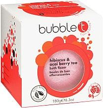 Kup Kule do kąpieli Hibiskusa i jagody acai - Bubble T Bath Fizzer Hibiscus & Acai Berry
