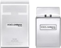 Kup Dolce & Gabbana The One Platinum Limited Edition - Woda toaletowa